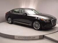 This one owner 2015 Hyundai Genesis 3.8 has features