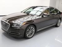 2015 Hyundai Genesis with Signature Package,Tech
