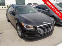 2015 Hyundai Genesis 3.8 CARFAX One-Owner.  Options: