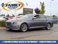 This 2015 Hyundai Genesis 3.8L is a real winner with