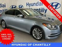 HYUNDAI CERTIFIED, LOADED,$52,800 ORIGINAL MSRP,