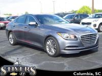 This 2015 Hyundai Genesis offers    *Southern Owned