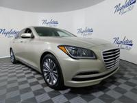New Price! 2015 Hyundai Genesis Marrakesh Beige