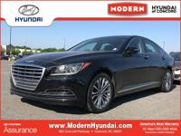 Step into the 2015 Hyundai Genesis! This vehicle sets a