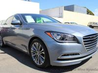 This 2015 Hyundai Genesis 3.8 Sedan 4D features a V6