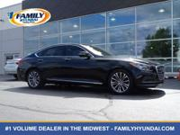 Come see this certified 2015 Hyundai Genesis 3.8L. Its