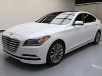 This awesome 2015 Hyundai Genesis comes loaded with the