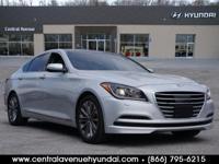 New Price! 2015 Hyundai Genesis 3.8 Santiago Silver