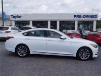 This Hyundai Genesis is Certified Preowned! CARFAX