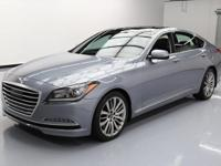 2015 Hyundai Genesis with 5.0L V8 DI Engine,Automatic