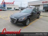 This 2015 Hyundai Genesis is a great pre-owned vehicle