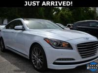 This Genesis features: Navigation System Rearview