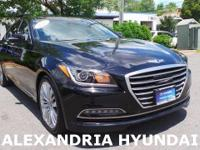 New Price! Certified. 2015 Hyundai Genesis 5.0 Caspian