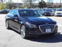 Genesis 3.8 AWD with Signature and Technology Package -