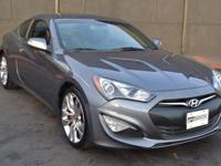 This 2015 Hyundai Genesis Coupe 2dr 3.8 Ultimate 6MT