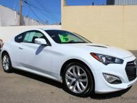 This 2015 Hyundai Genesis Coupe 2dr 3.8 Coupe 2D