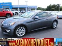 Look at this 2015 Hyundai Genesis Coupe 3.8L Base. Its