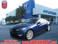 You can't go wrong with this 2015 Hyundai Genesis Coupe
