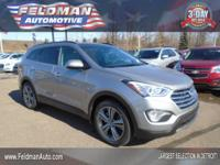 This 2015 Hyundai Santa Fe GLS... Features include:
