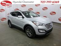 HYUNDAI CERTIFIED, POPULAR EQUIPMENT PACKAGE AND TOW