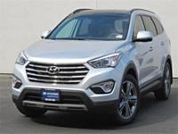 With the Hyundai Santa Fe's capability, comfort and
