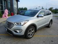 2015 Hyundai Santa Fe GLS CARFAX One-Owner. Bluetooth