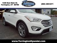 2015 Hyundai Santa Fe GLS Monaco Blue Tooth Streaming