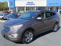 Look at this 2015 Hyundai Santa Fe GLS. Its Automatic