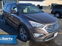 AWD and Leather. Call ASA OR STOP BY LIBERTY HYUNDAI