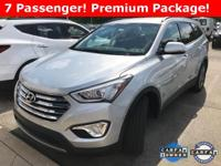TOW 5,0000 lbs! ~ HYUNDAI CERTIFIED PRE-OWNED WARRANTY