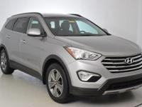 Hyundai Santa Fe GLS Odometer is 22743 miles below