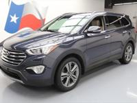 2015 Hyundai Santa Fe with 3.3L V6 Engine,Leather