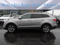 Options:  2015 Hyundai Santa Fe Limited|Awd Limited 4Dr