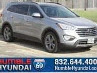 CERTIFIED & LOADED '15 Santa Fe Limited! This one's got