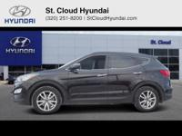 **Hyundai CERTIFIED** LEATHER, 5 Passenger Seating,Air