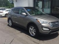 New Arrival! This Hyundai Santa Fe Sport is Certified