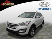 This 2015 Hyundai Santa Fe Sport 2.0T is complete with