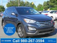 CARFAX One-Owner. Certified. Marlin Blue 2015 Hyundai