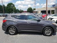 New Arrival! CarFax One Owner! This Hyundai Santa Fe