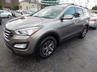 This used 2015 Hyundai Santa Fe Sport in Uniontown, PA