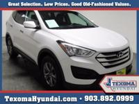 Texoma Hyundai has a wide selection of exceptional