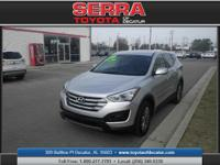 Welcome to Serra Toyota of Decatur! You NEED to see