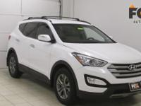 This 2015 Hyundai Santa Fe Sport is proudly offered by