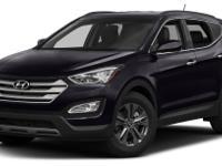 With the Hyundai Santa Fe Sport's capability, comfort