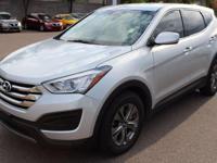 Clean CARFAX. 2015 Hyundai Santa Fe Sport 2.4L FWD