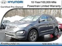 HYUNDAI CERTIFIED-NAVIGATION-PANOROOF-TECH PKG- AWD