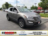 JUST ARRIVED! 2015 Hyundai Santa Fe Sport AWD!**LOCAL,