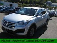 Capable, comfortable and substantial, our 2015 Hyundai