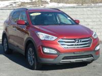 2015 Hyundai Santa Fe Sport 2.4L Odometer is 5532 miles