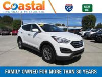 Right SUV! Right price! Coastal Hyundai means business!